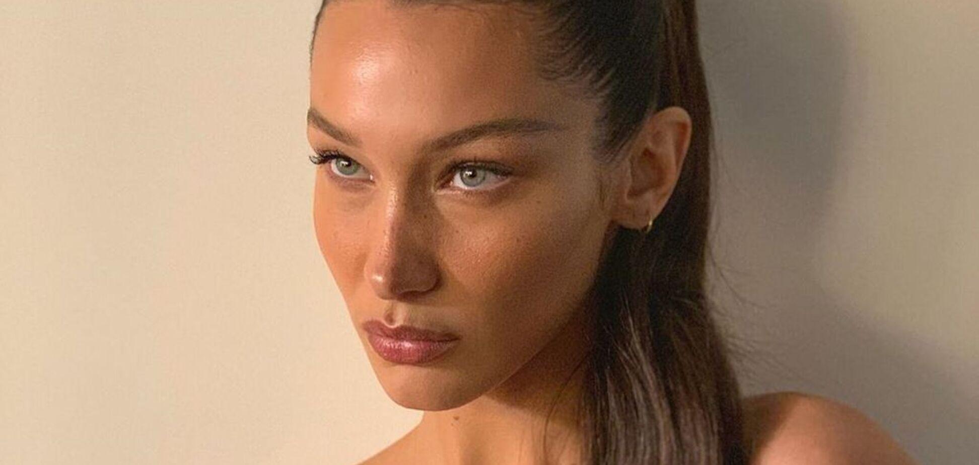 Самая красивая женщина в мире полностью разделась на камеру: пикантные фото