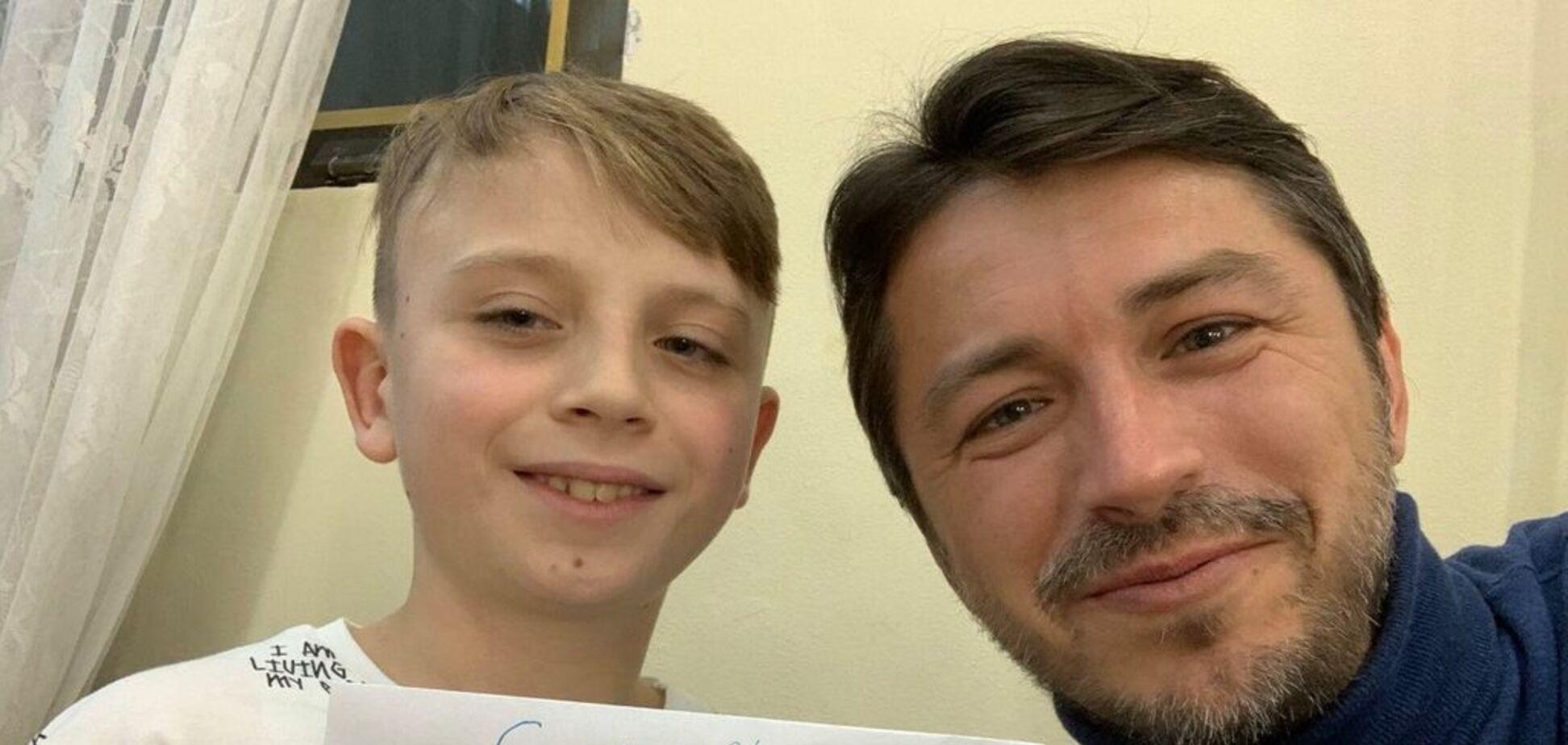 'Хочеться плакати': Притула поділився зворушливою історією про Донбас