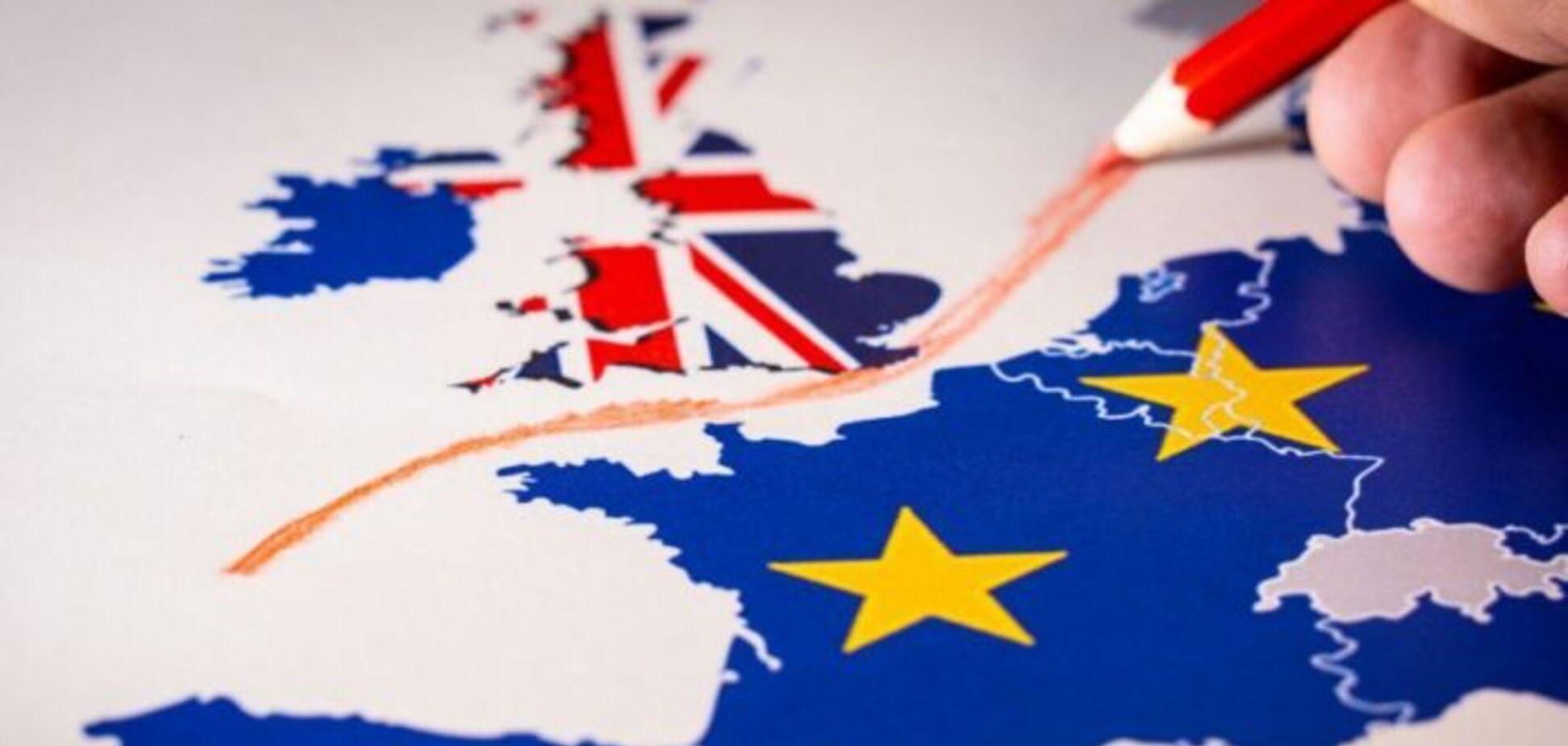 Совет ЕС одобрил Brexit Британии