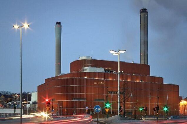 Угольная теплоэлектростанция Vartaverket
