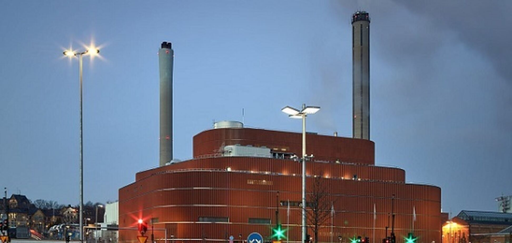 В Швеции экстренно закроют последнюю угольную электростанцию