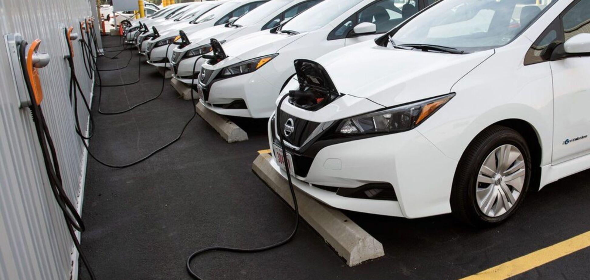 Загрожує криза? Електрокарам передбачили проблеми