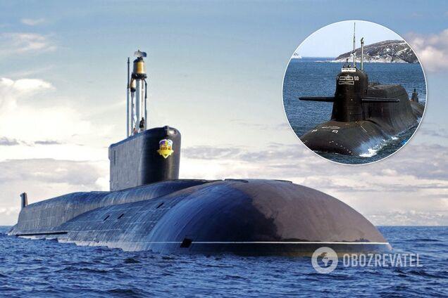 Названі найпотужніші субмарини в світі