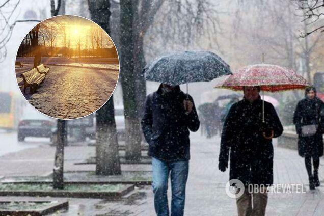 Наталія Діденко дала прогноз на 31 січня по Україні