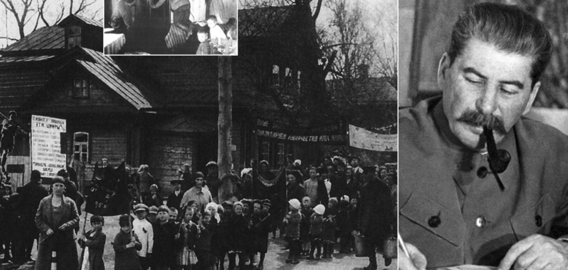 Открытый бой кулакам: как 90 лет назад Сталин пытался уничтожить украинцев