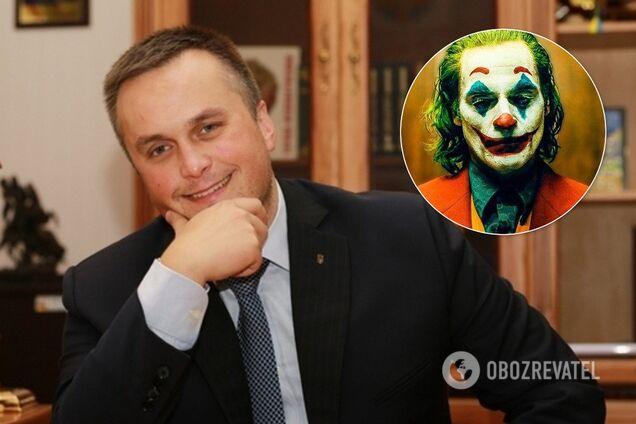 """Назар Холодницкий рассказал, как САП могут пригодится """"сливы"""" Джокера"""