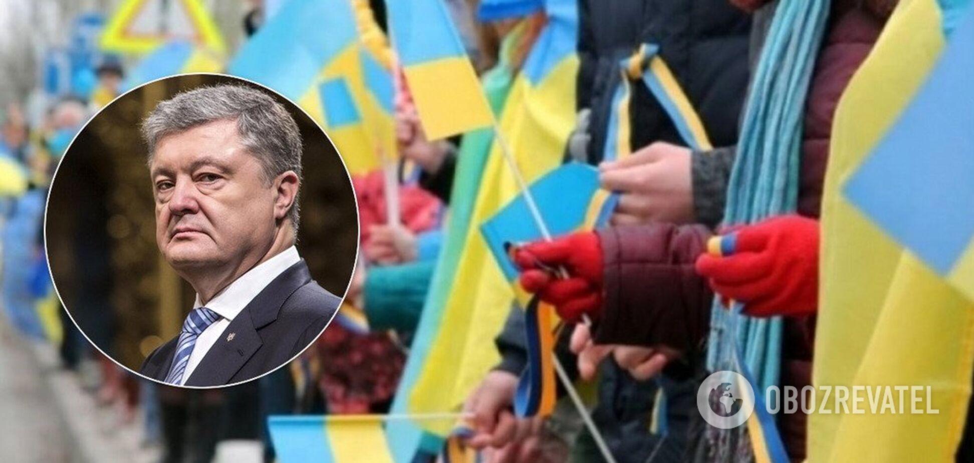 Всемирный конгресс украинцев сделал мощное заявление из-за преследования Порошенко и назначения Бабикова