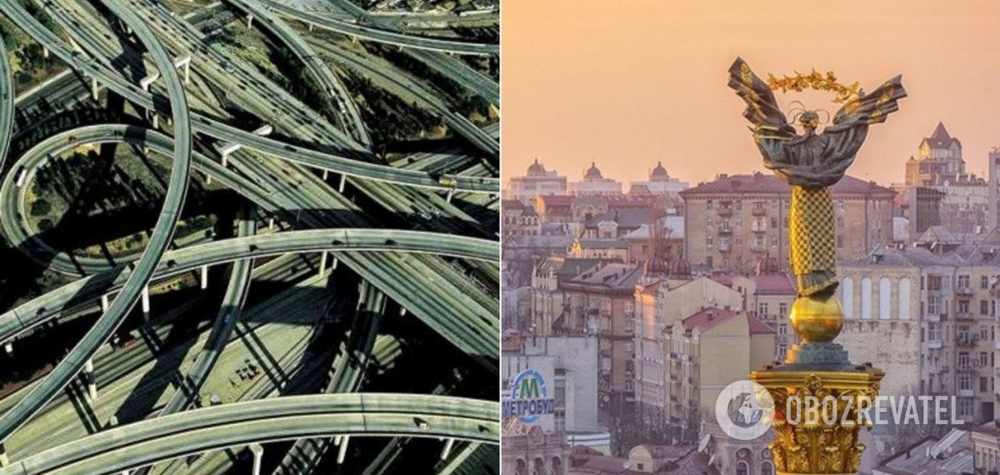 Под Киевом построят три новые транспортные развязки