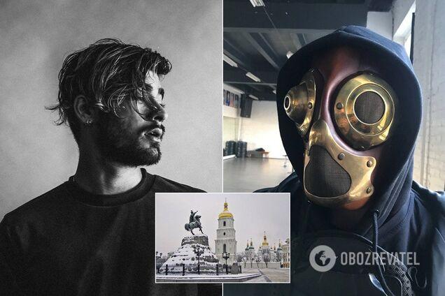 Популярний британський Zayn співак зняв кліп у Києві