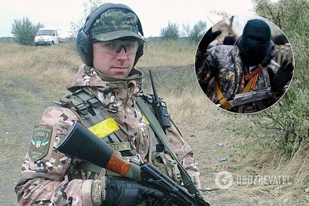 Андрей Кулиш рассказал, как нацгвардейцы разводили террористов на Донбассе
