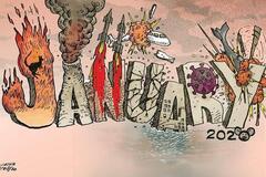 Катастрофа МАУ, Третья Мировая и смертельный вирус: каким мир запомнит 'адский' январь-2020