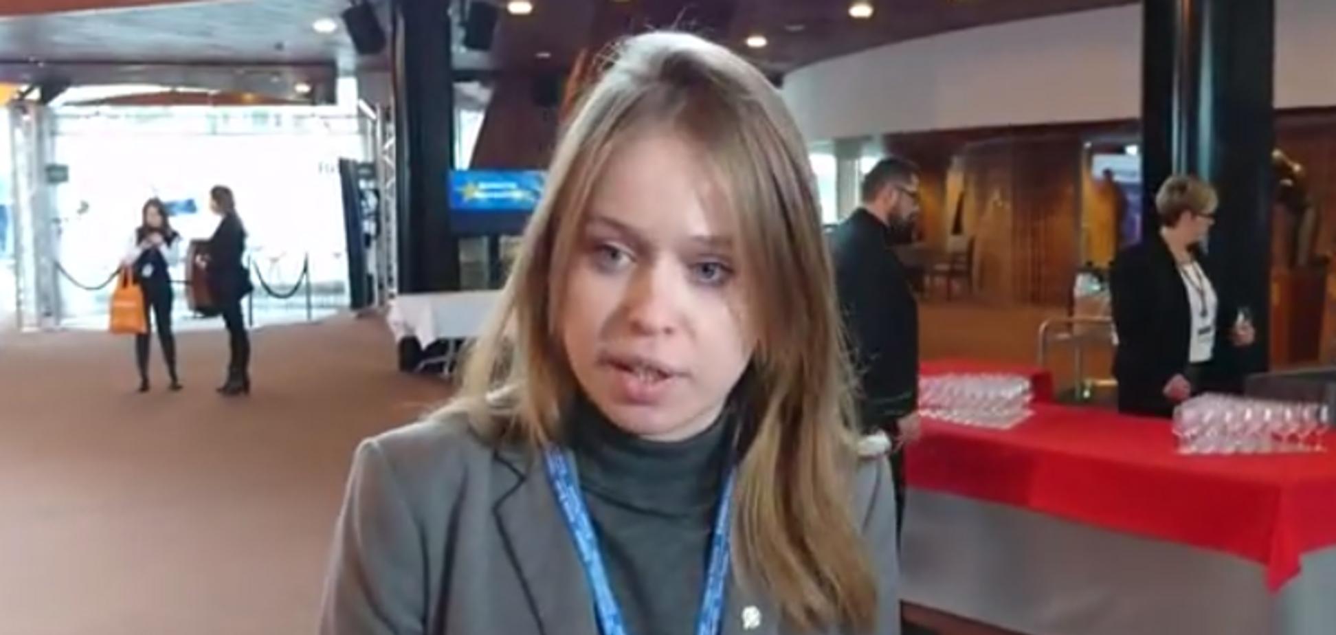 Ясько відзвітувала про контакти України з РФ в ПАРЄ