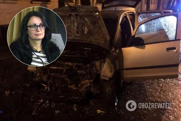 """""""Радио Свобода"""" сделало заявление о поджоге авто журналистки"""