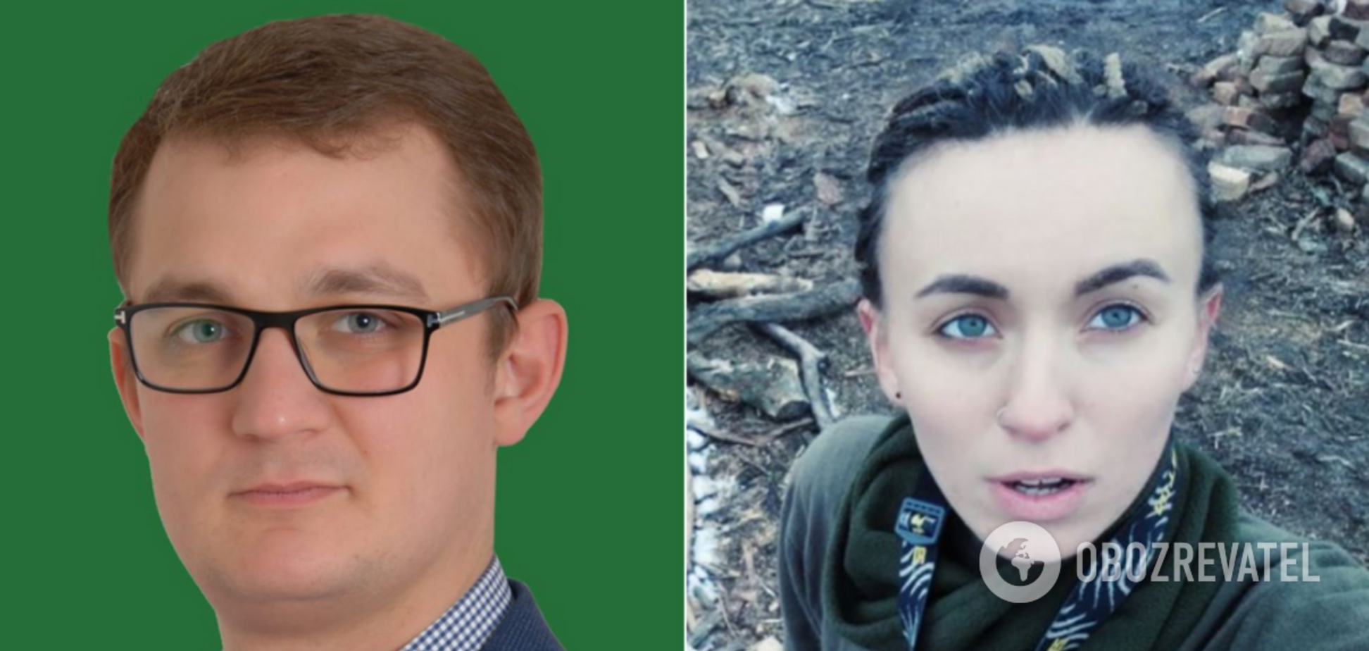 Украинцы взбунтовались против Брагара, решившего наказать волонтерок