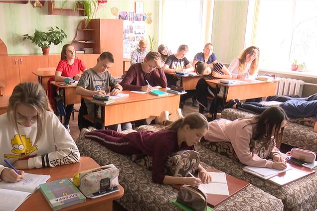 Санаторна школа в Черкасах знаходиться на межі закриття