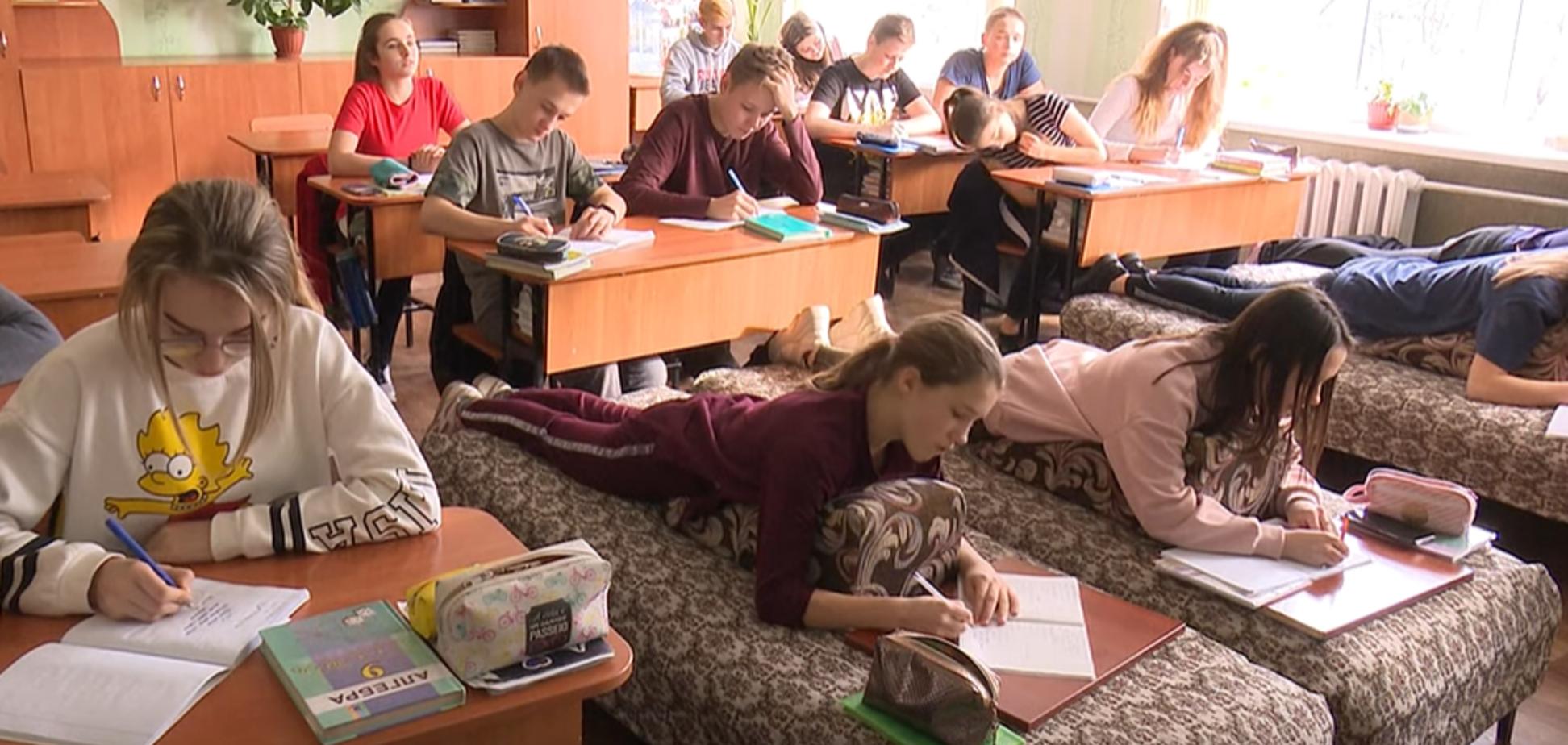 Ліцей замість лікування: на Черкащині закривають санаторні школи. Відео