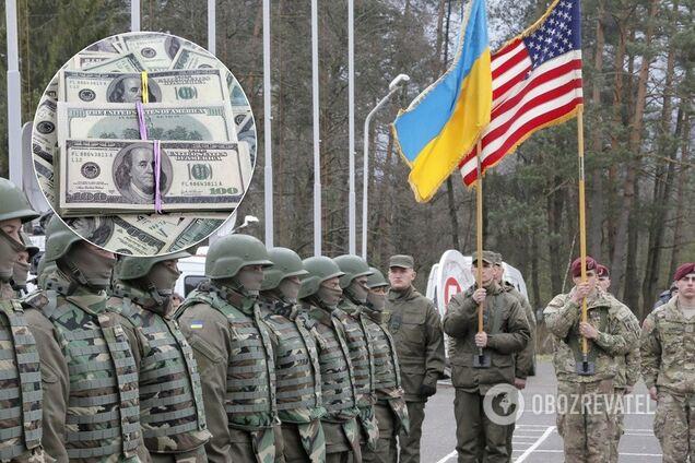 Допомога США Україні