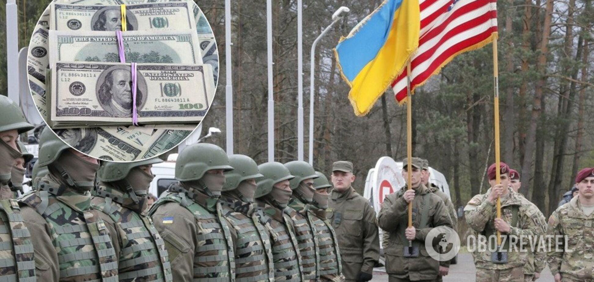 Половина – на армію. Зеленський назвав суму, яку Україна отримає від США