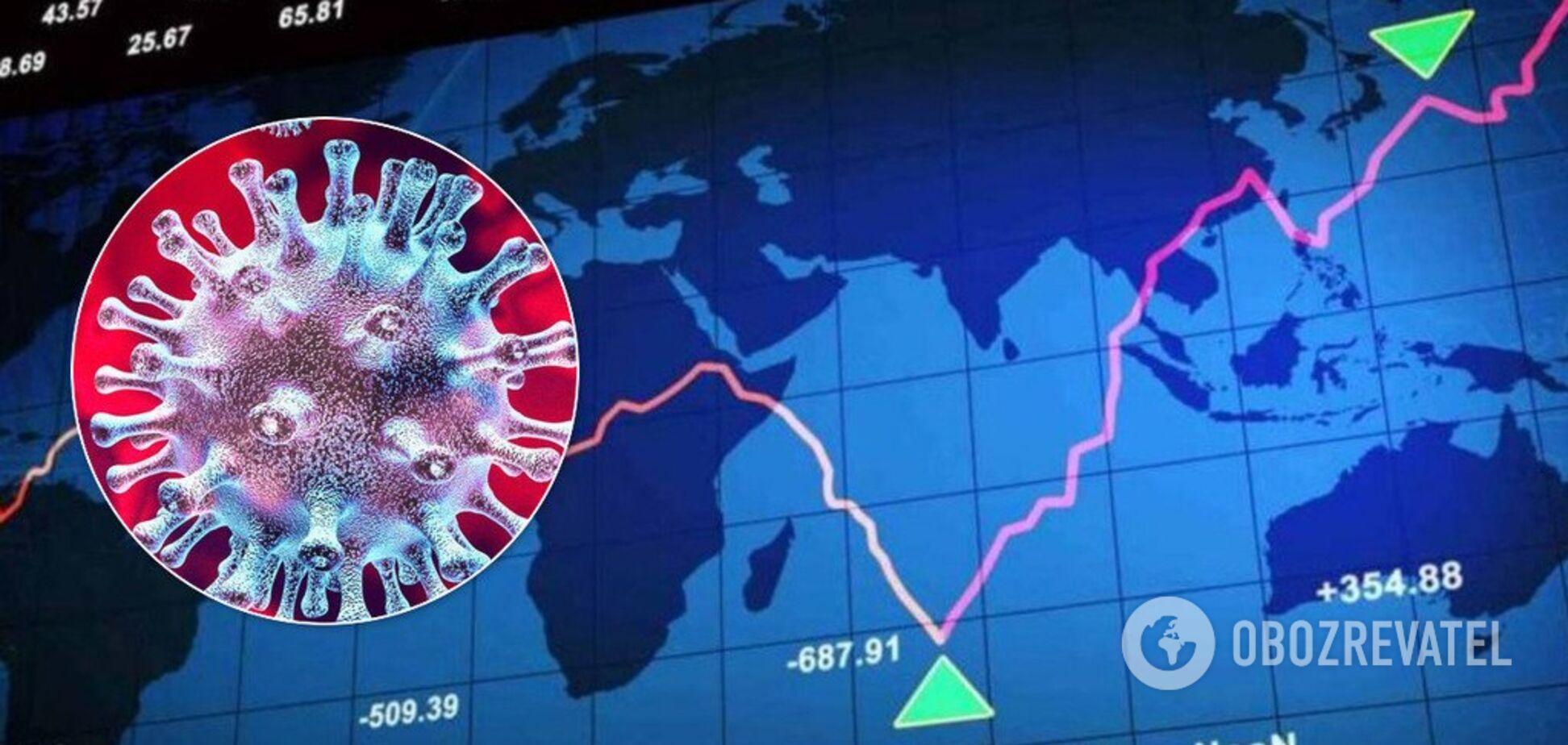 Не через коронавірус: радник Зеленського назвав причину економічної кризи