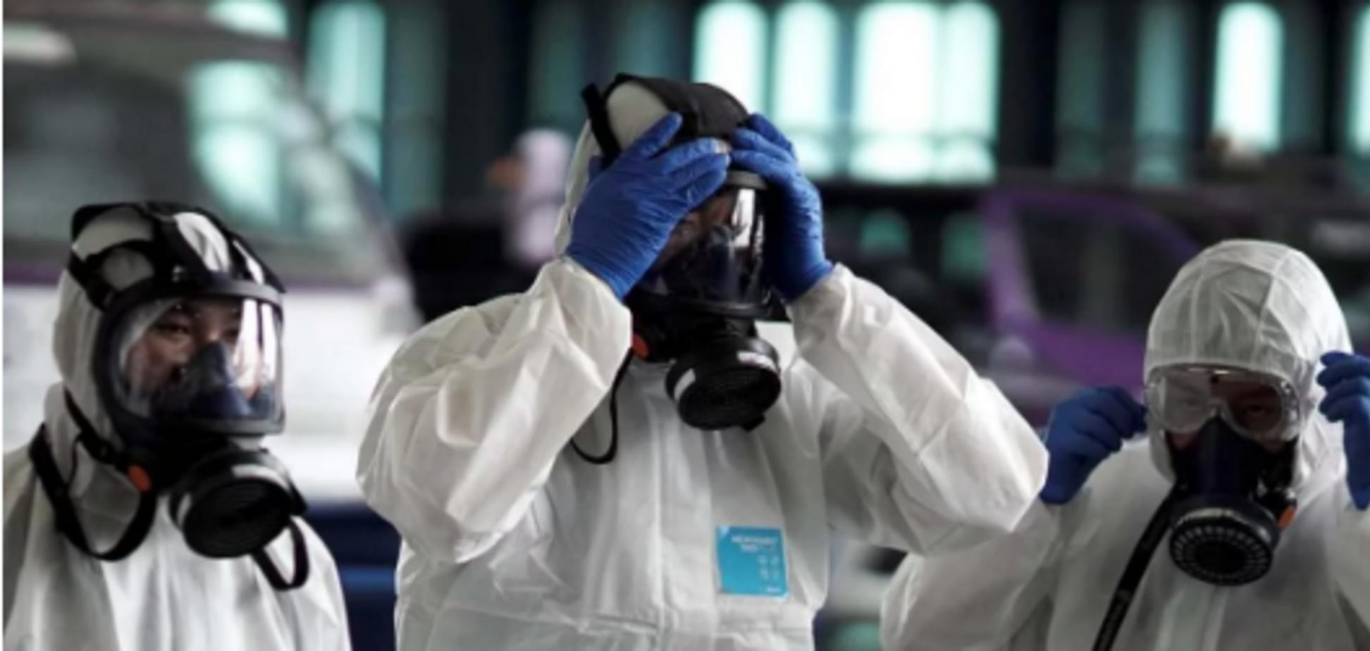 В России обнаружили два первых случая заражения коронавирусом