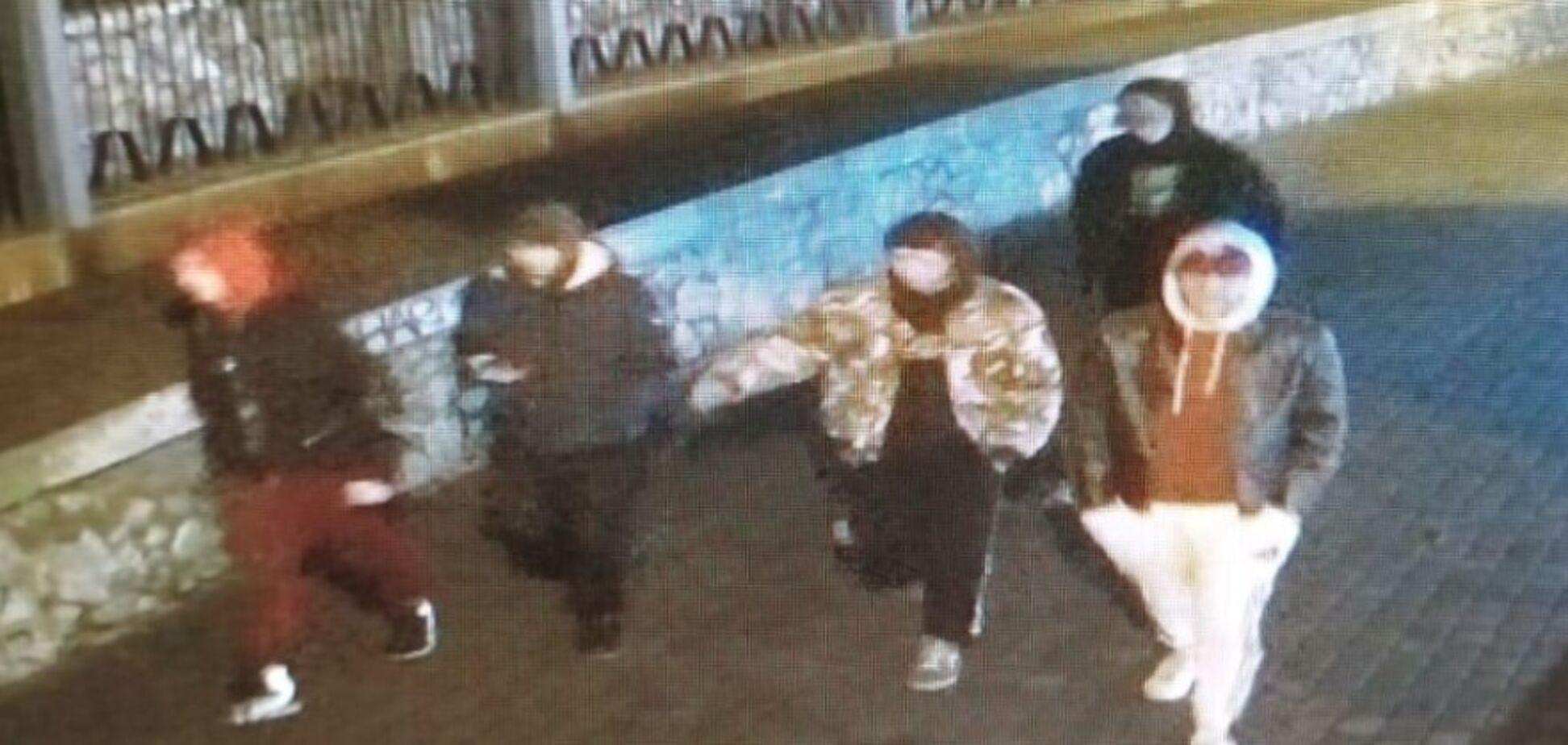Кличко рассказал о задержании группы киевских вандалов