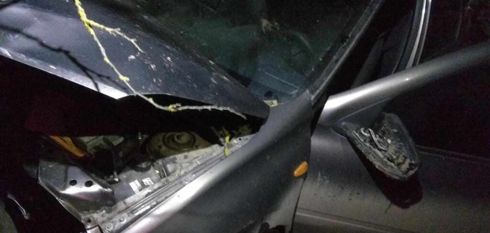 В Винницкой области 14-летний водитель устроил смертельное ДТП. Фото