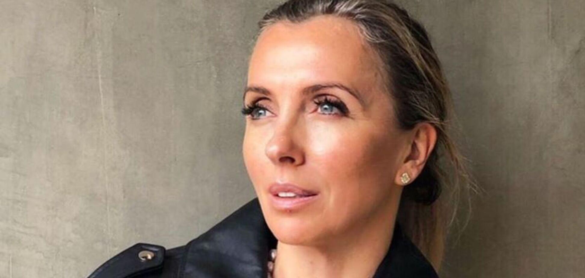 Абсолютно голая: 51-летняя экс-жена Бондарчука завела сеть интимным видео