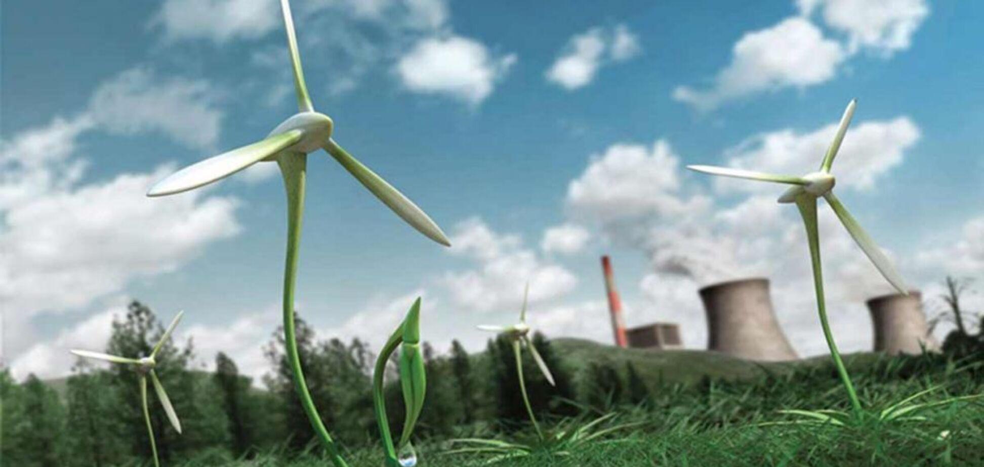 Майбутнє 'зеленої' енергетики України: озвучено сміливі прогнози