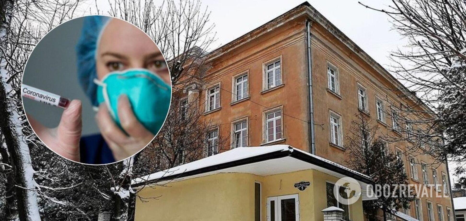 У Львові запідозрили коронавірус із Китаю: госпіталізовано дві людини