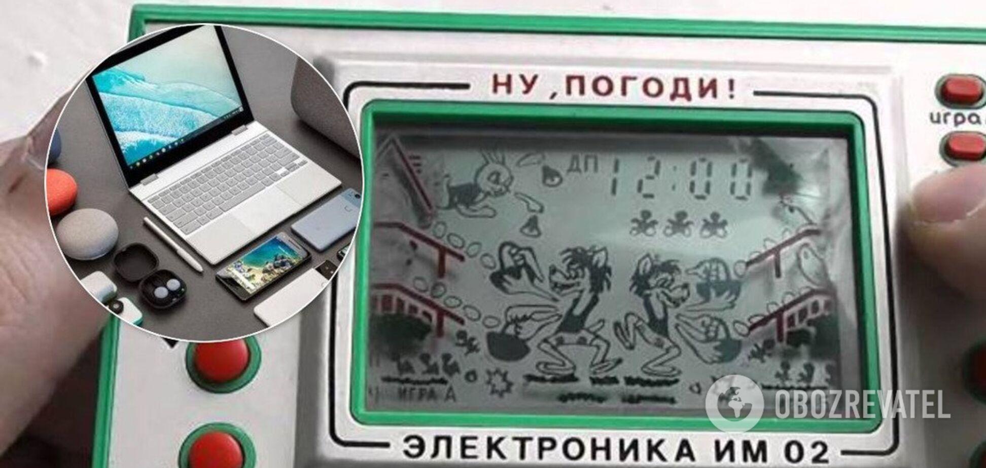 Made in USSR: как выглядели первые советские ноутбук, мобильный и микроволновка. Фото
