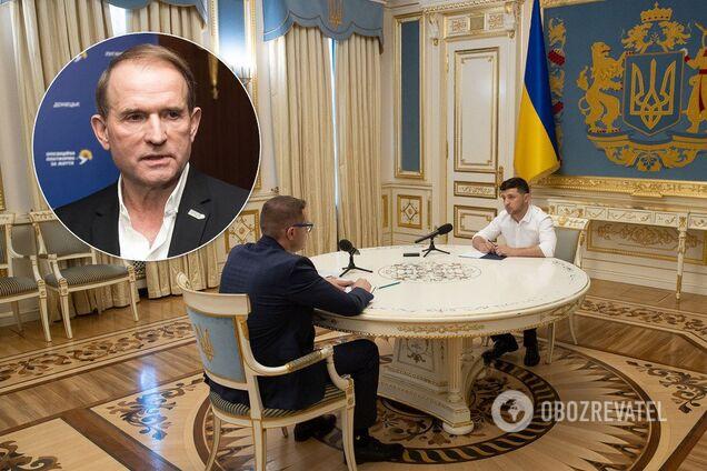 Баканов рассказал Трубе, как с Зеленским пытался посадить Медведчука