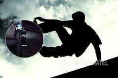 Учился паркуру: в Черкасской области подросток застрял на крыше двухэтажки. Фото