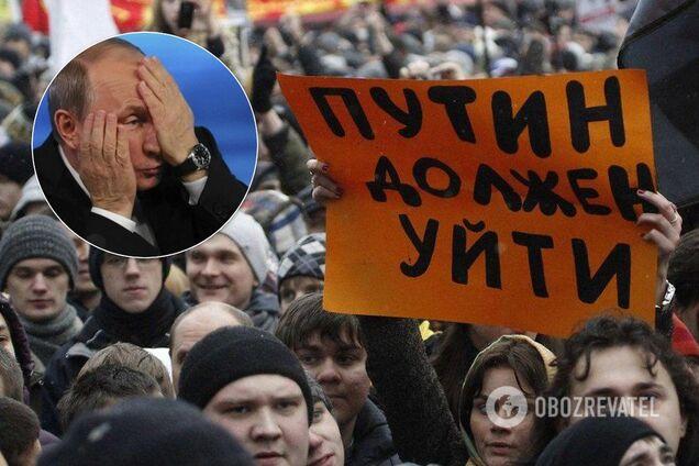 Каждый третий россиянин против Путина в политике после 2024 года