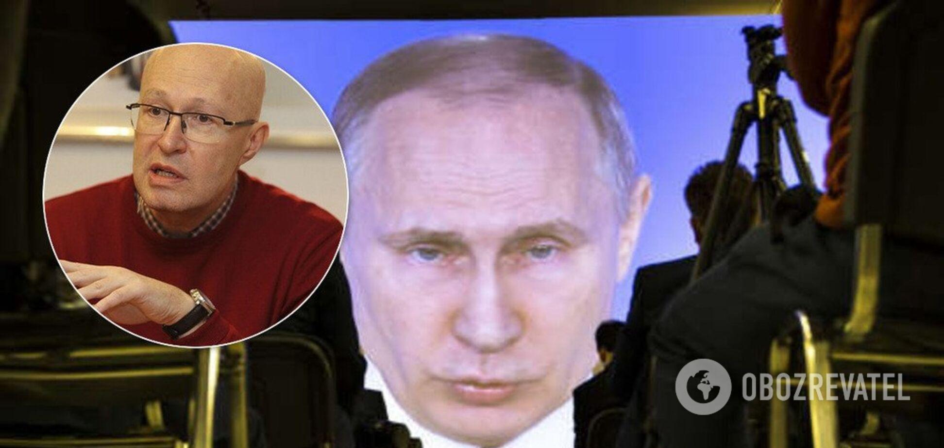 Путін піде у 2022 році. В Росії розпочнеться криза – Соловей
