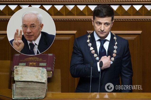 Люди з уряду Азарова отримали високі посади за Зеленського