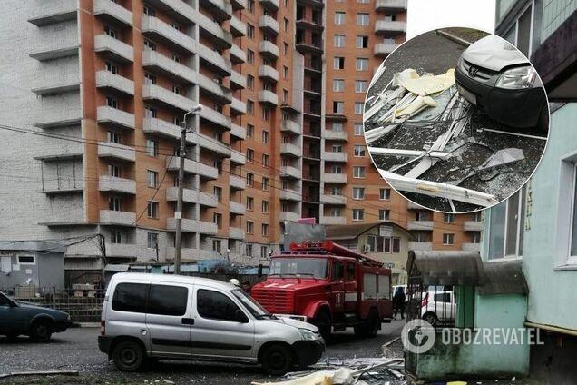 В Обуховской квартире произошел взрыв газа