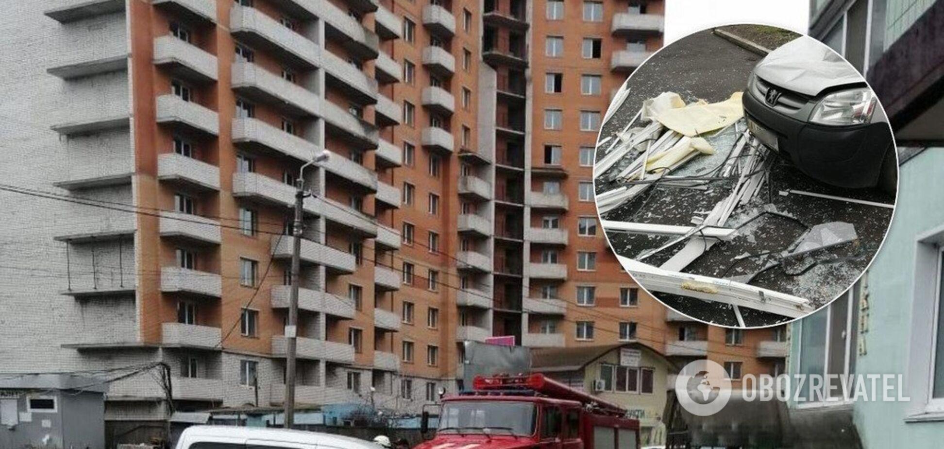 Під Києвом вибухнув газ у багатоповерхівці: є постраждалий. Фото НП