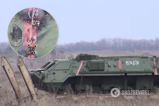 Соединение корпуса БТР-4Е