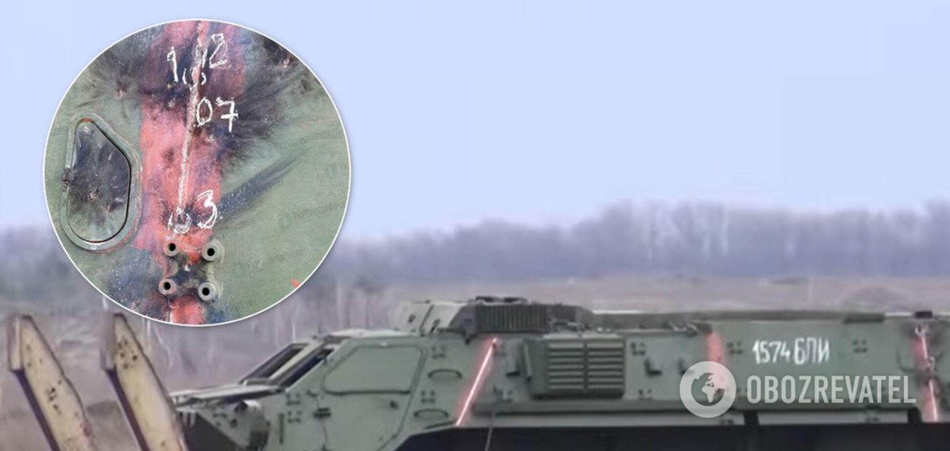 В Украине успешно испытали сверхпрочные бронетранспортеры: фото и видео
