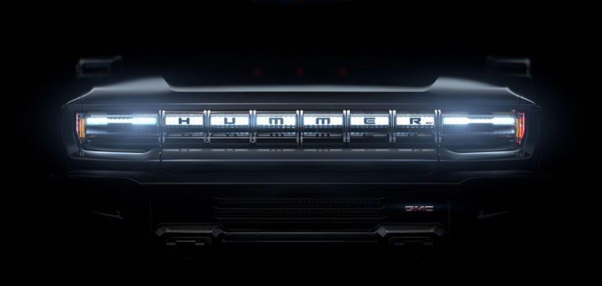 Официально: Hummer возвращается в виде 1000-сильного электромобиля