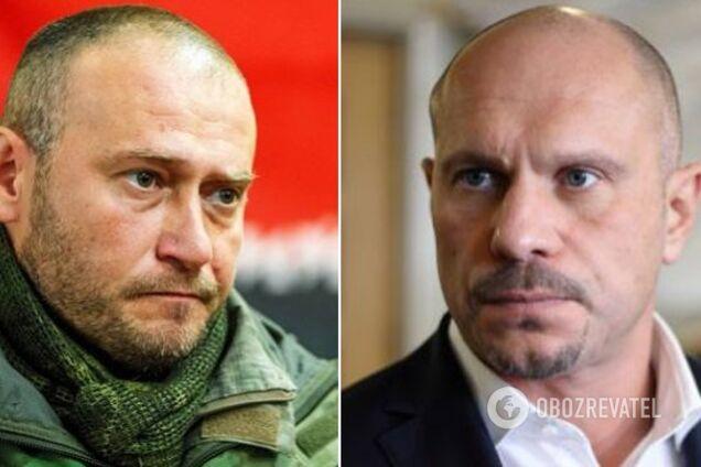 Дмитро Ярош, Ілля Ківа