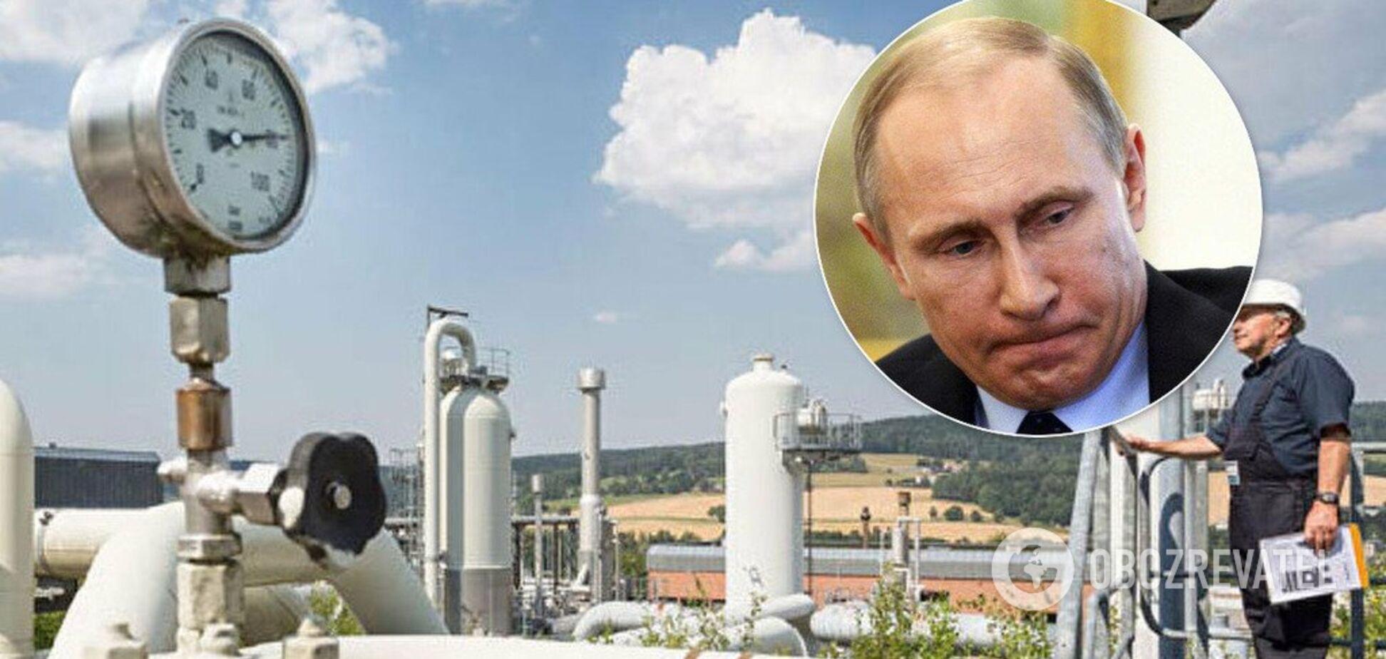 Замена российскому: Украина начала получать сжиженный газ из Польши