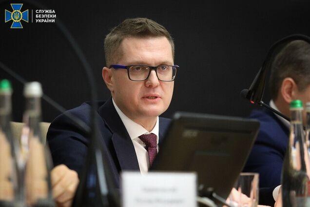 Баканов представил новый закон о СБУ