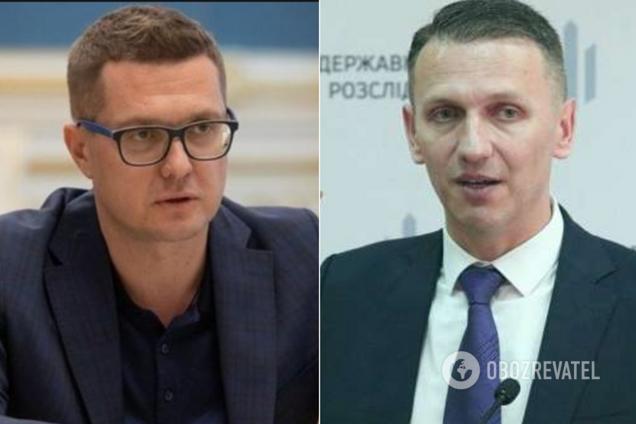 В сеть слили прослушку Баканова и Трубы