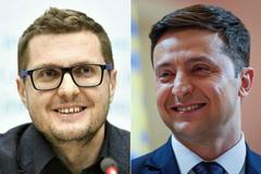 Баканов і Зеленський