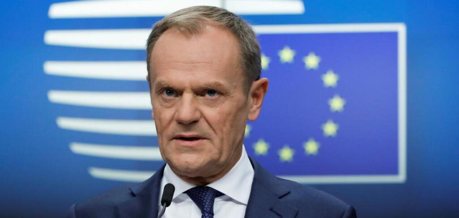 'Хоче розвалити ЄС і НАТО!' Туск заявив про небезпеку Путіна