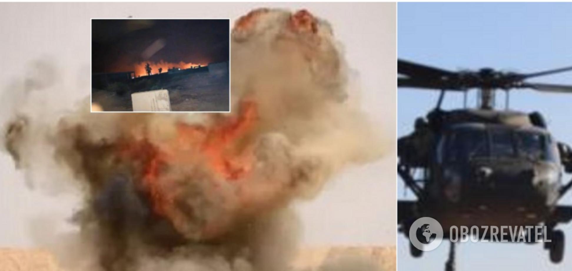 СМИ объявили о новом ударе близ Багдада: армия Ирака и США опровергают