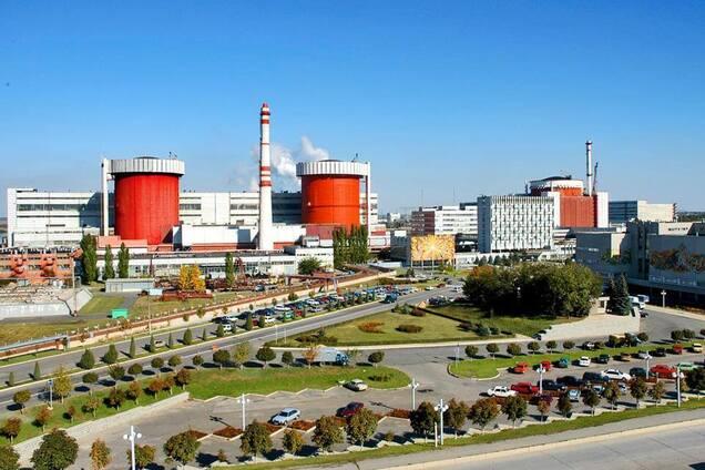 На Южно-Украинской АЭС экстренно отключили энергоблок