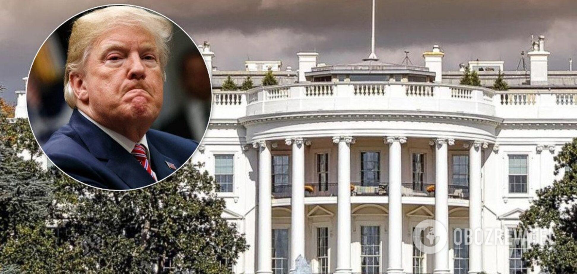 В сеть слили секретный документ из 'компромата' на Трампа