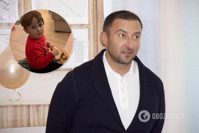 Депутат Соболев и его убитый сын